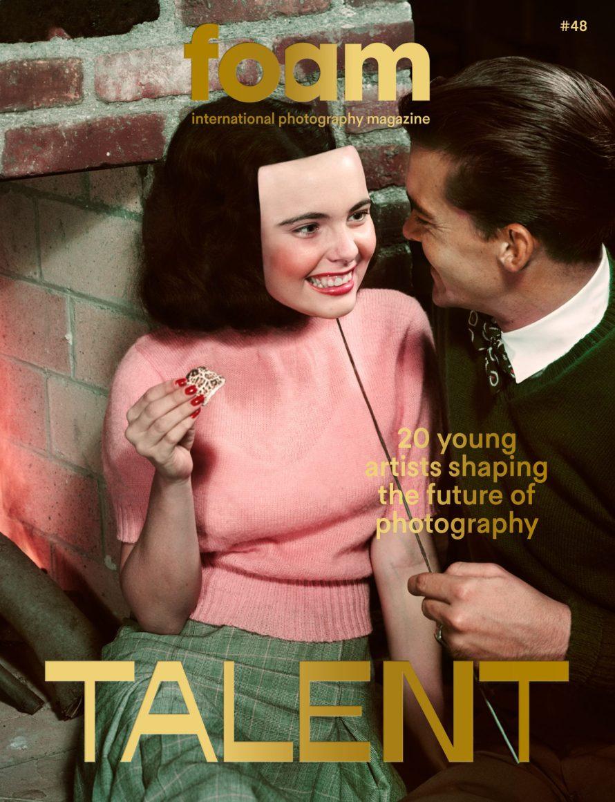A Foam Magazine 2017-es címlapja.
