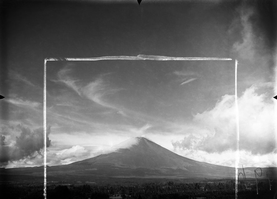 Masanao Abe, Cloud Photograph 690, 15 September 1936, 9:00 am