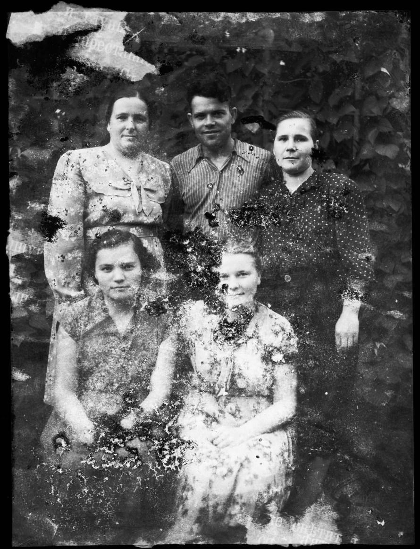 Talált kép a csernobili zónából, Ilovnitsa faluból.