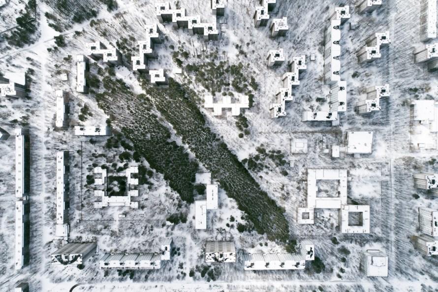 Maxim Dondyuk: Untitled Project from Chernobyl