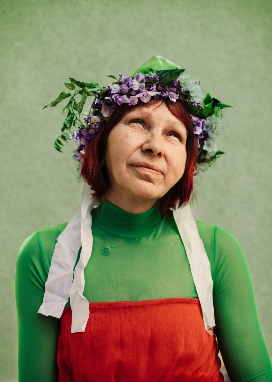 Robin Alysha Clemens: Oselyata, 2018, részlet a sorozatból. A művész jóvoltából.
