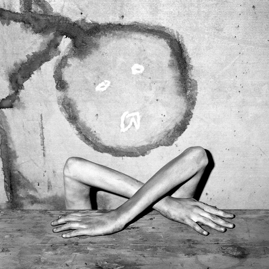 Fotó: Roger Ballen: Mimicry, 2005