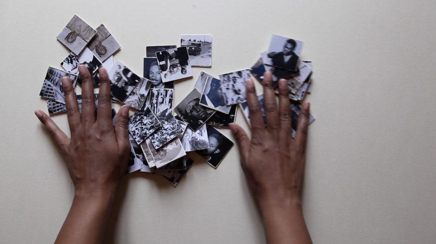 Culture Lost and Learned by Heart, Memory, Video (14 min), Videostill © Adji Dieye