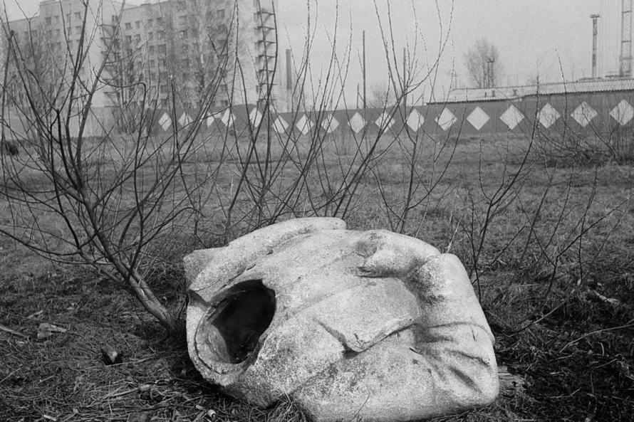 Fotó: Mása Ivasincova: Sztálin, Leningrád, Szovjetunió, 1978 © Masha Ivashintsova / Masha Galleries