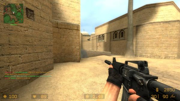 CounterStrike Source PCMAC Punktid