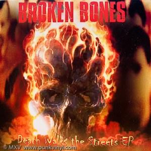 Broken Bones EP