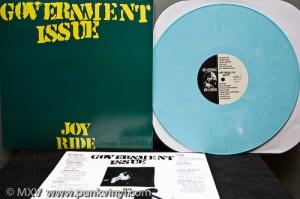 Government Issue Joyride reissue