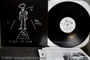 The Offs First Record Black Vinyl
