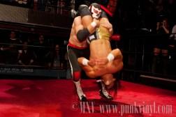 El Generico vs. PAC vs. The Canadian Destroyer vs. Matt Cross