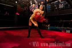 Cheerleader Melissa vs Sassy Stephie