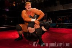 The Almighty Shiek vs. Kevin Steen vs. Harry Smith