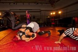 Nikki St. John vs. Sassy Stephie