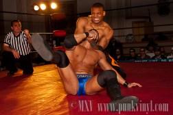 The Daivari Brother vs. Da Soul Touchaz
