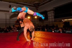 The Almighty Sheik/Steven Walters vs. Lethal Weapon