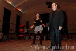 Nikki St. John and Lou E