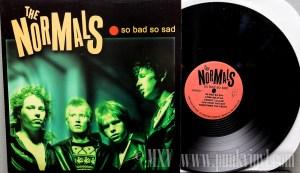 The Normals - So Bad So Sad LP