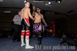 Judas vs. Buddy Roberts Jr