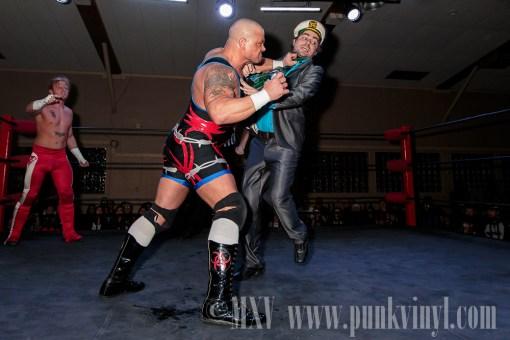 Hardcore Craig vs.Zach Thompson