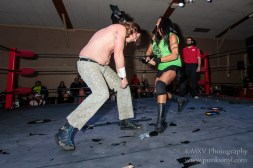 Melanie Cruise vs. Jimmy Rockwell