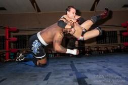 Barry Ryte vs. Chris Logan