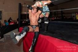 Hardcore Craig vs. Vic Capri