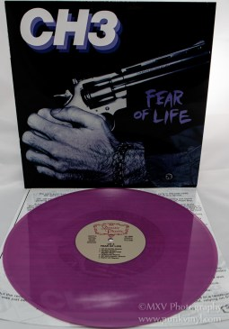CH3 - Fear of Life reissue