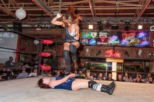 Thunderkitty vs. Lucy Mendez