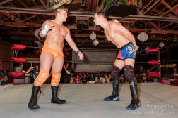 The Ego Robert Anthony vs. Scotty Young