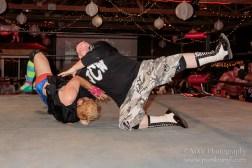 Pondo/Jay Bradley vs. Da Soul Touchaz vs. Body Magic vs. Slobberknockers