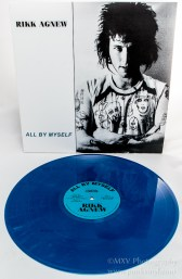 Rikk Agnew LP blue marbled vinyl