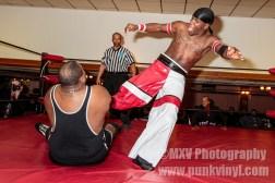 Cobra vs. Willie Richardson