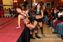 Crazy Mary Dobson vs. Tessa Blanchard