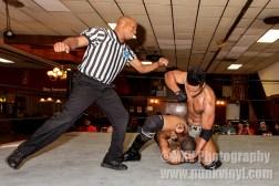 Rob Fury vs. Raphael King