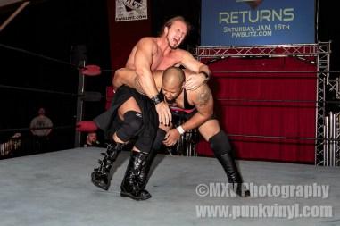 Will Moah/Danny Dominion vs. Fury/Logan