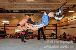Daniel Eads vs. Austin Bradley