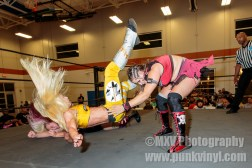 Crazy Mary vs. Heather Owens vs. Angel Dust