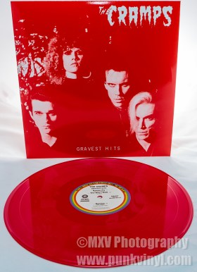 The Cramps - Gravest Hits reissue