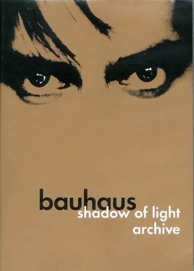 Bauhaus DVD click me to order