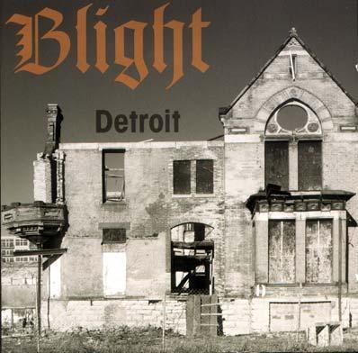 Blight CD