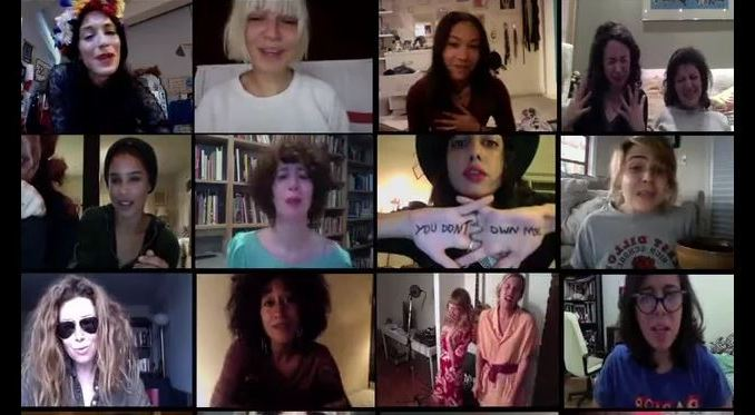 You Don't Own Me song's lyrics inspired women and played a role in the second wave feminist movement. Watch this brilliant PSA and get out and vote.
