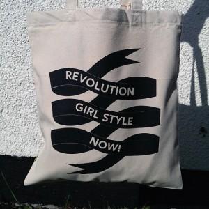 riot grrrl revolution