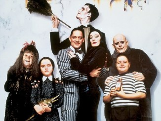 Addams Family - Kid friendly movies