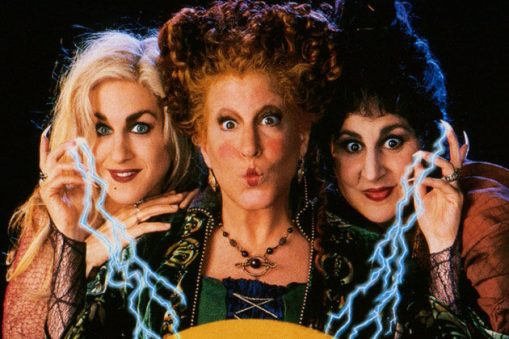 Hocus Pocus - Kid Friendly Halloween movies