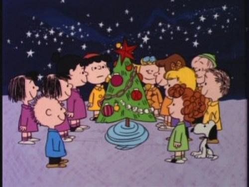 A Charlie Brown Christmas classic christmas movies