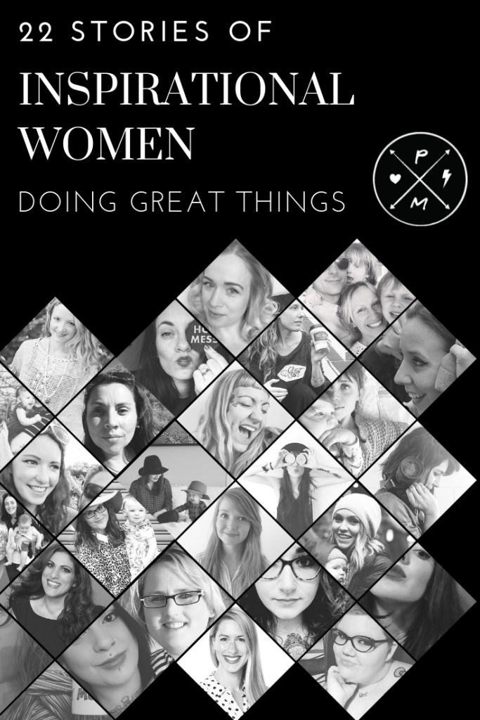 22 Inspirational women doing great things