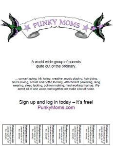Punky Flyer Sparrows Tabs