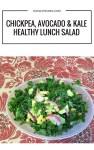 kale salad - healthy lunch idea