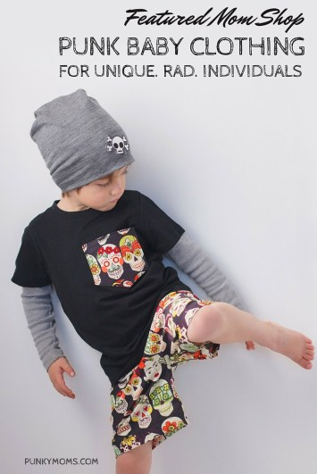 Punky Bay Clothing - Mothers in Business Featured Shop