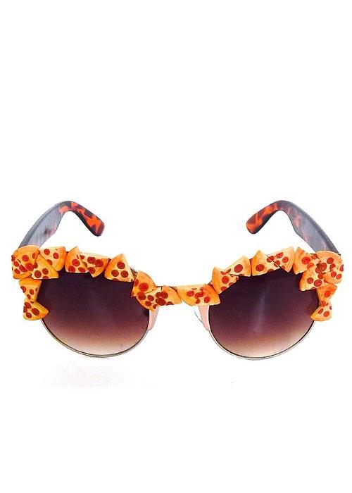 pizza gift sunglasses