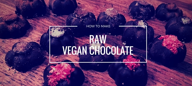 Learn how to make raw vegan chocolate using only 3 ingredients! The Punk Rock Herbalist teaches us how to make this simple treat.
